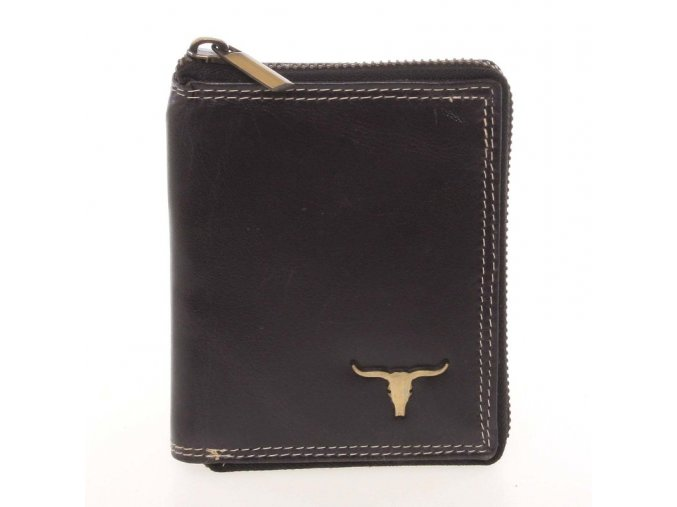 Kožená peněženka Hynek