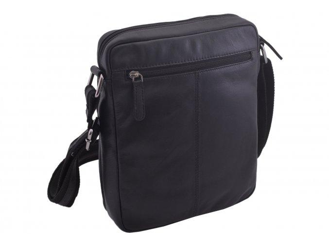 Pánská taška kožená přes rameno