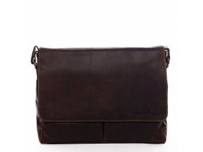 Kožená taška luxusní