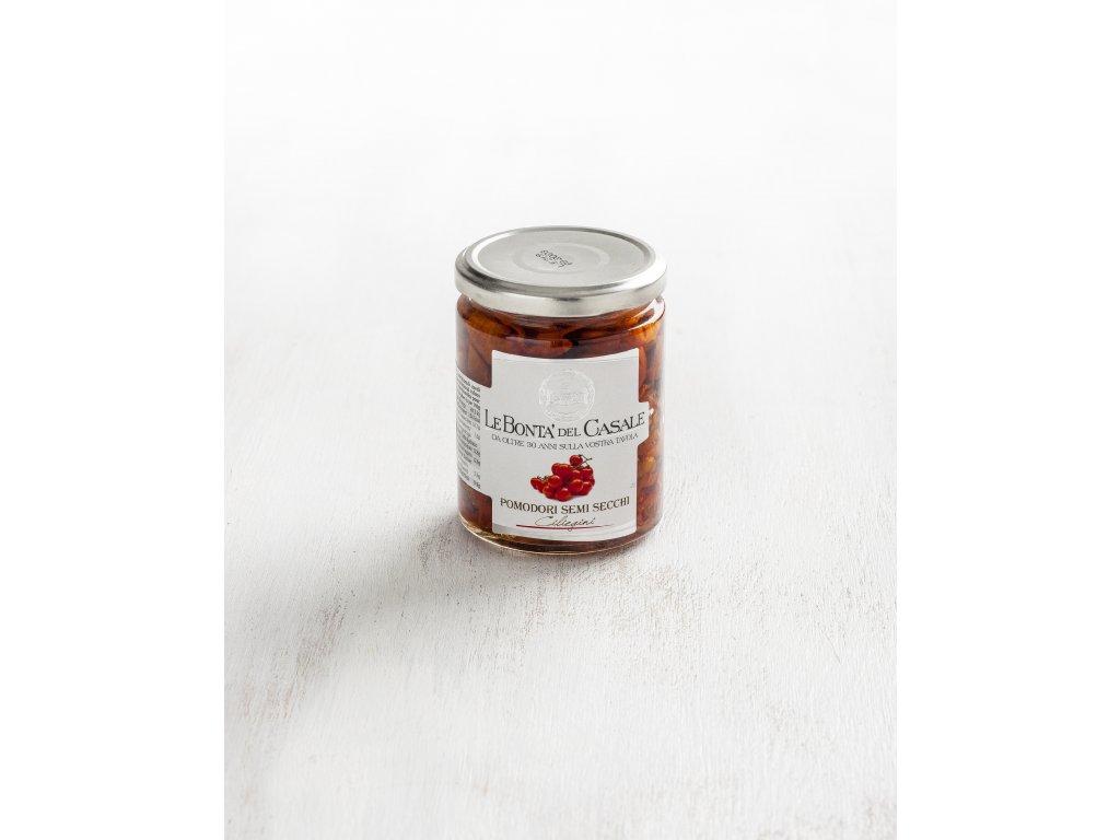 Pomodori Semi Secchi