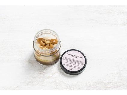 Arašídy a slaný karamel
