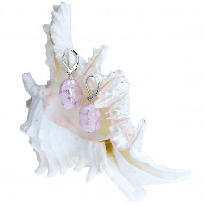 348 1 nausnice pink lace