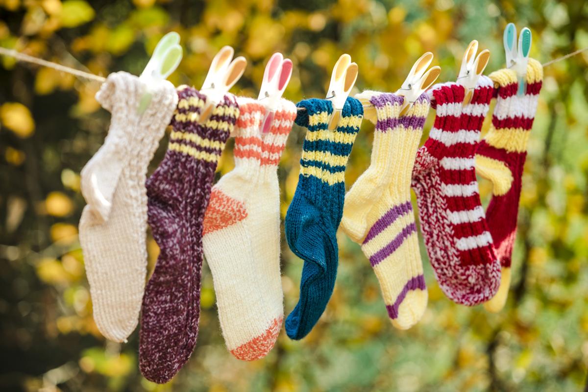 Ponožky od babiček