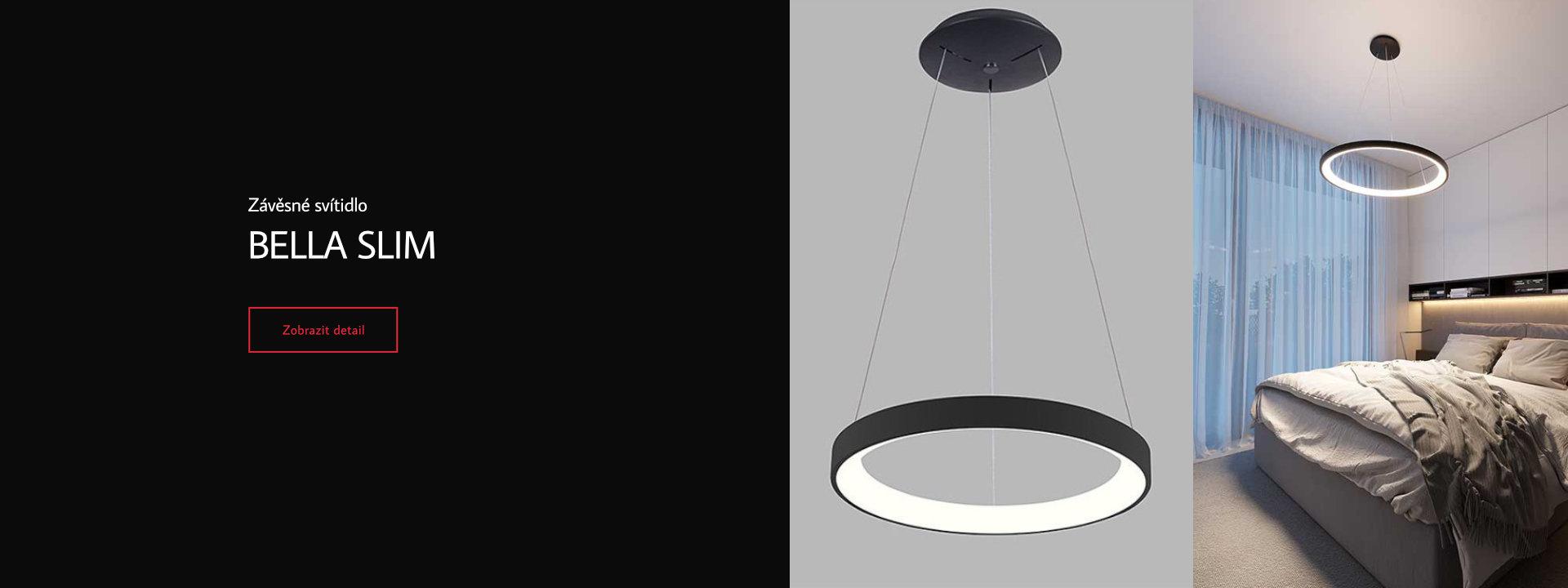 Obchod s osvětlením