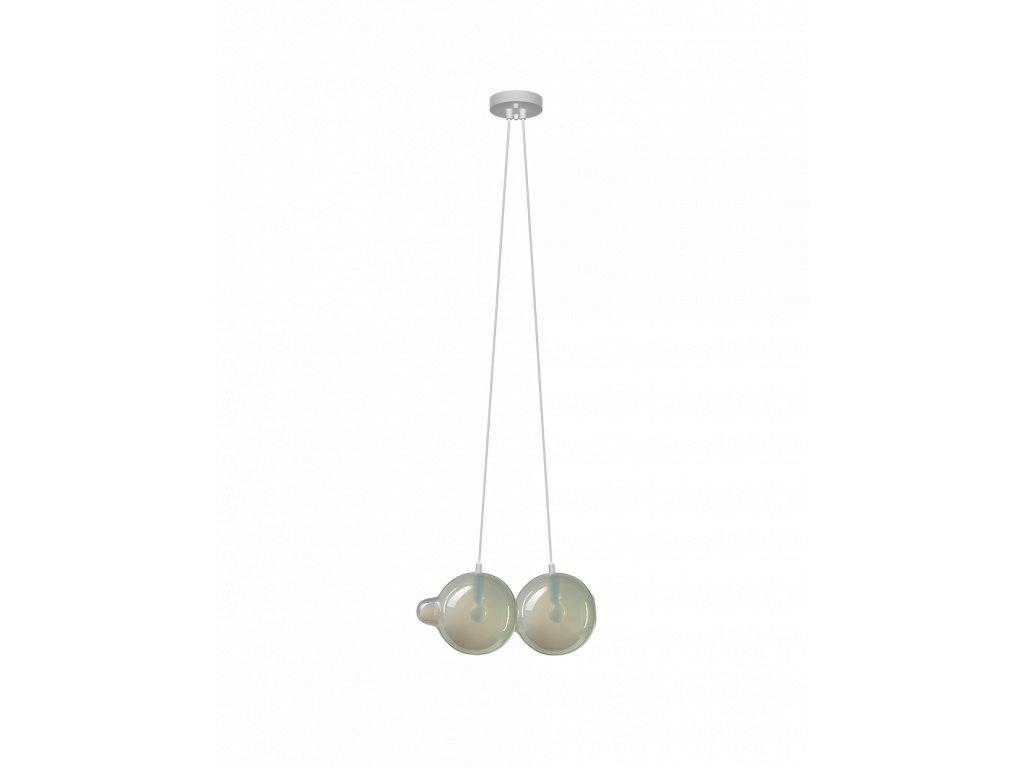 pendulum pendant 2 white