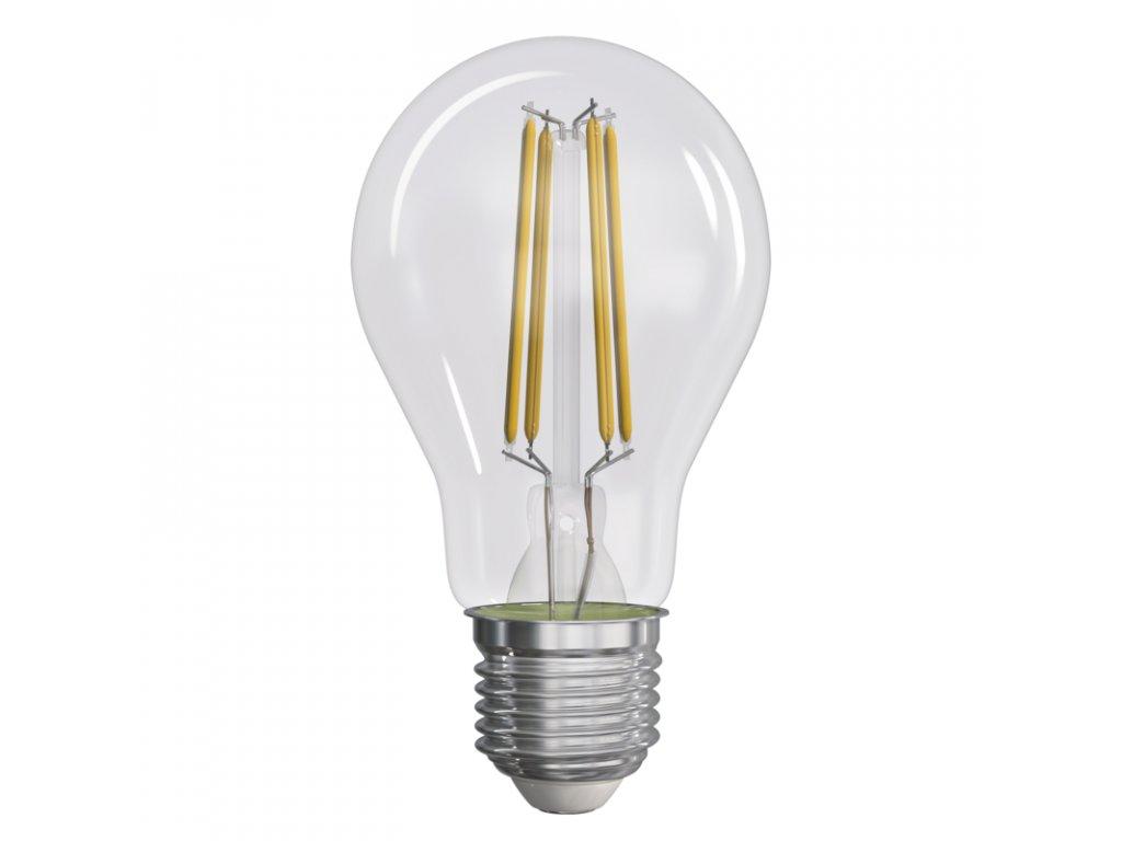 LED žárovka Filament 8,5W E27 2700K, stmívatelná