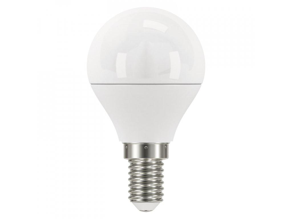 LED žárovka Classic Mini Globe 6W E14 2700K