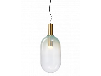 phenomena pendant mint gold