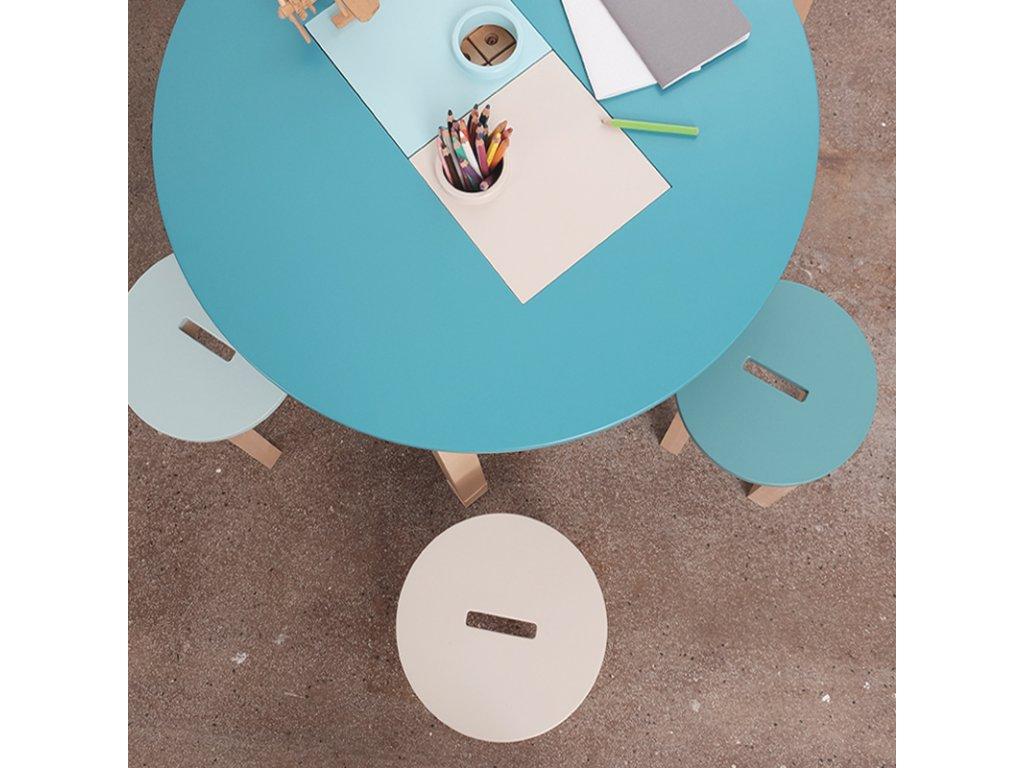 Rostoucí dětský stolek