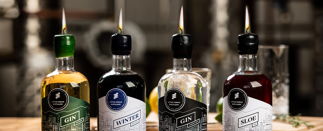 Little Urban Distillery - Advent1