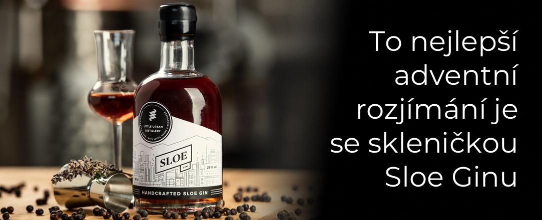 Little Urban Distillery - Sloe Gin