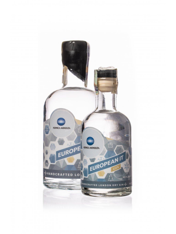 Konica Minolta Gin 50cl a 20cl - 43%vol.