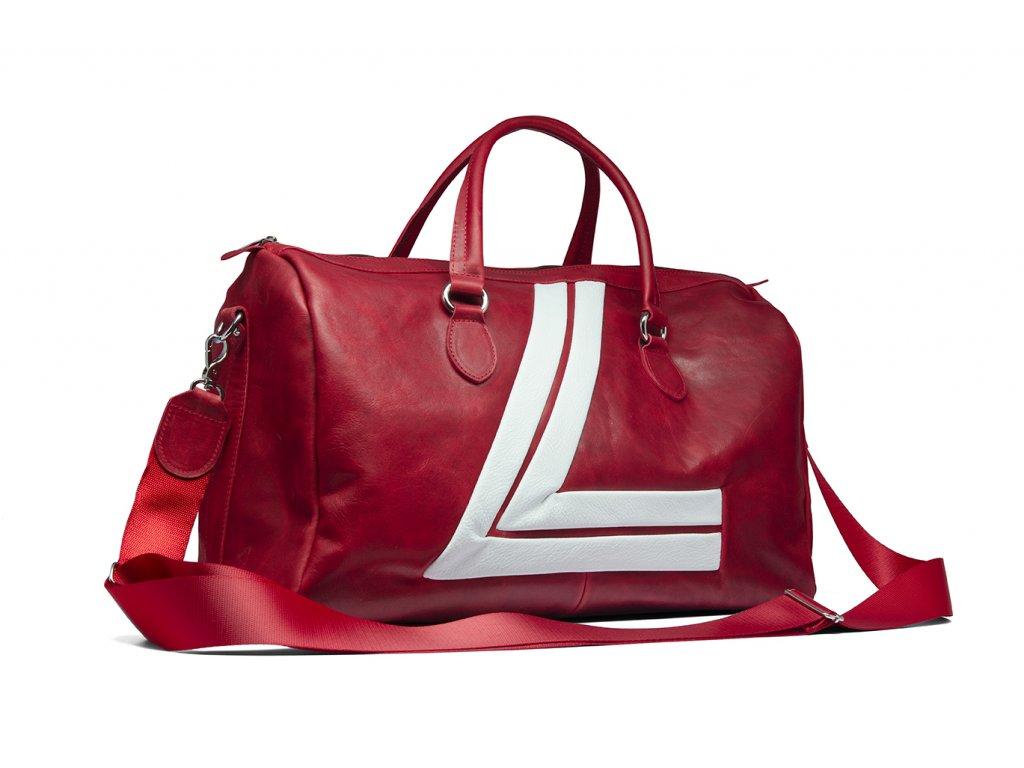 Kozena cestovni taska Lusso Legends Formule 1 Kozena Taska Niki Lauda produkt 1