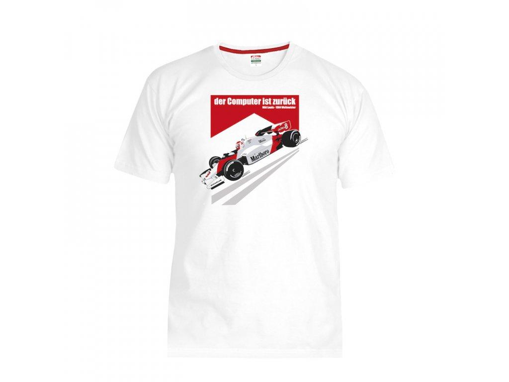 Lusso Legends panske tricko Niki Lauda McLaren