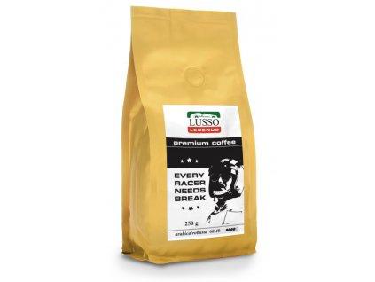 Luss Legends premiova kava zrnkova 250g produkt