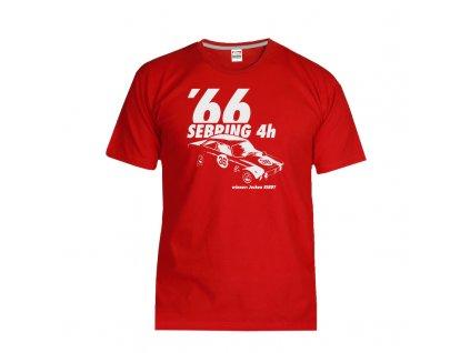 Lusso Legends panske tricko Jochen Rindt Sebring