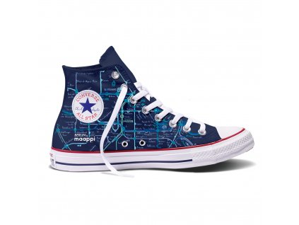 CONVERSE limited PARIS edition by MAAPPI