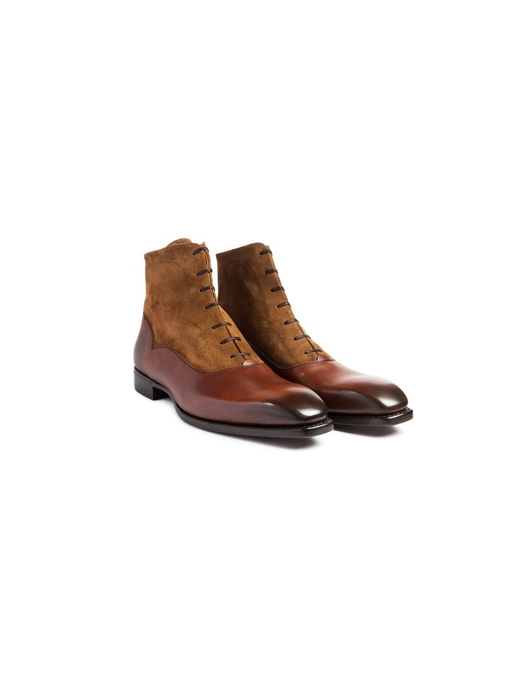 Boty boots brown