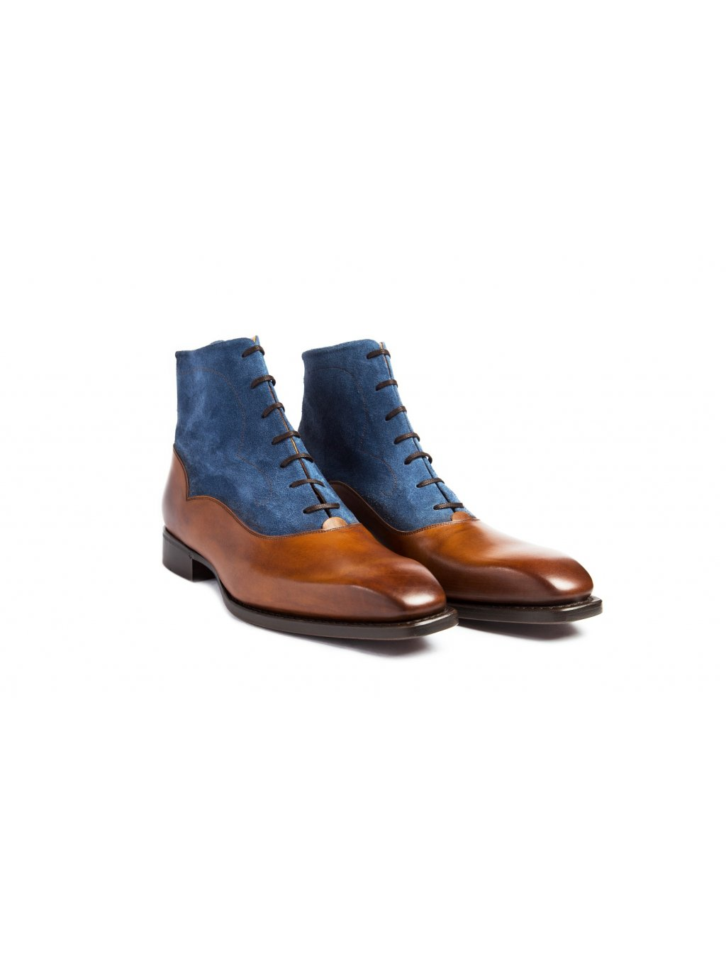 Boty boots gold