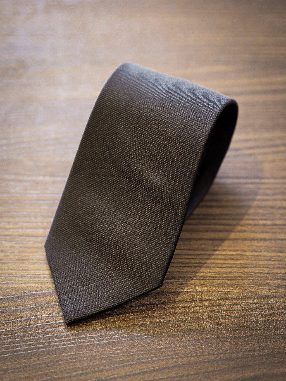 Kravata černá
