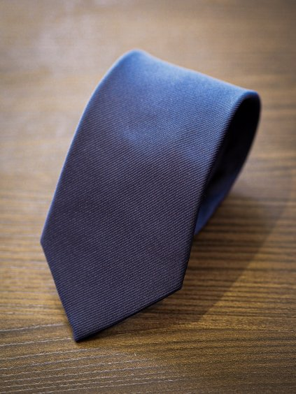 Kravata tmavě modrá