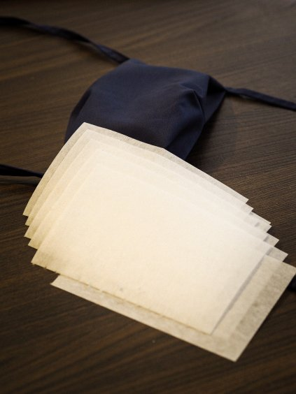 Filtr z netkané textilie 10ks