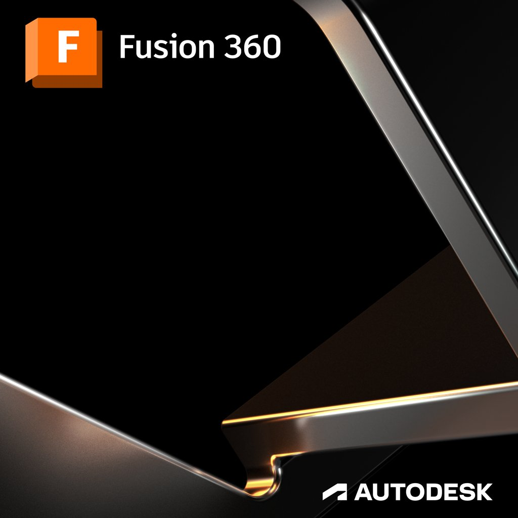 fusion 360 badge 2048px