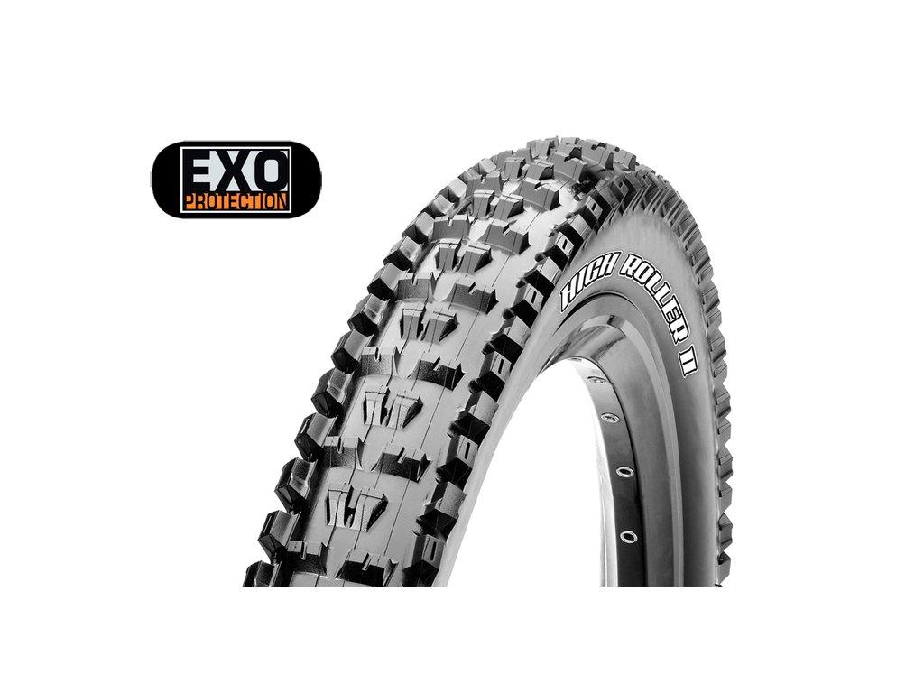 Plášť MAXXIS High Roller II 27.5x2.40 kevlar EXO MXP