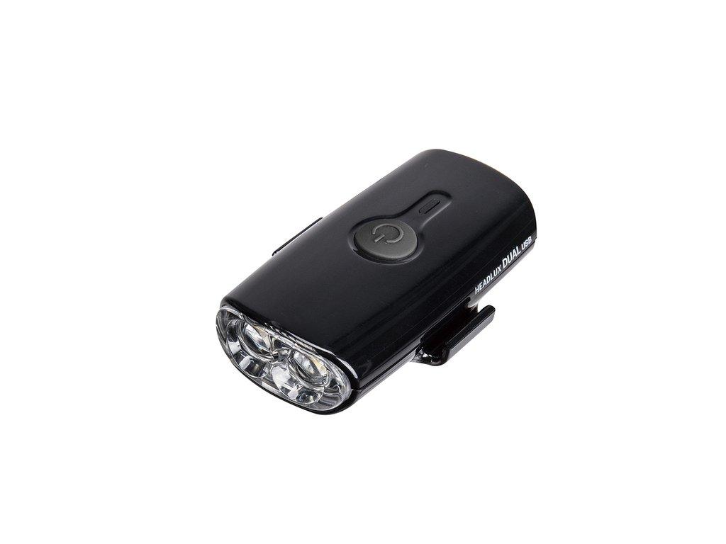 Svetlo kombinované Topeak HEADLUX DUAL USB na prilbu