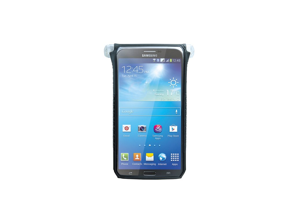 "Puzdro Topeak SMART PHONE DRY BAG 6 (5""- 6"") čierne"