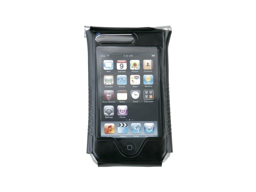 Puzdro Topeak SMART PHONE DRY BAG (iPhone 4) čierne