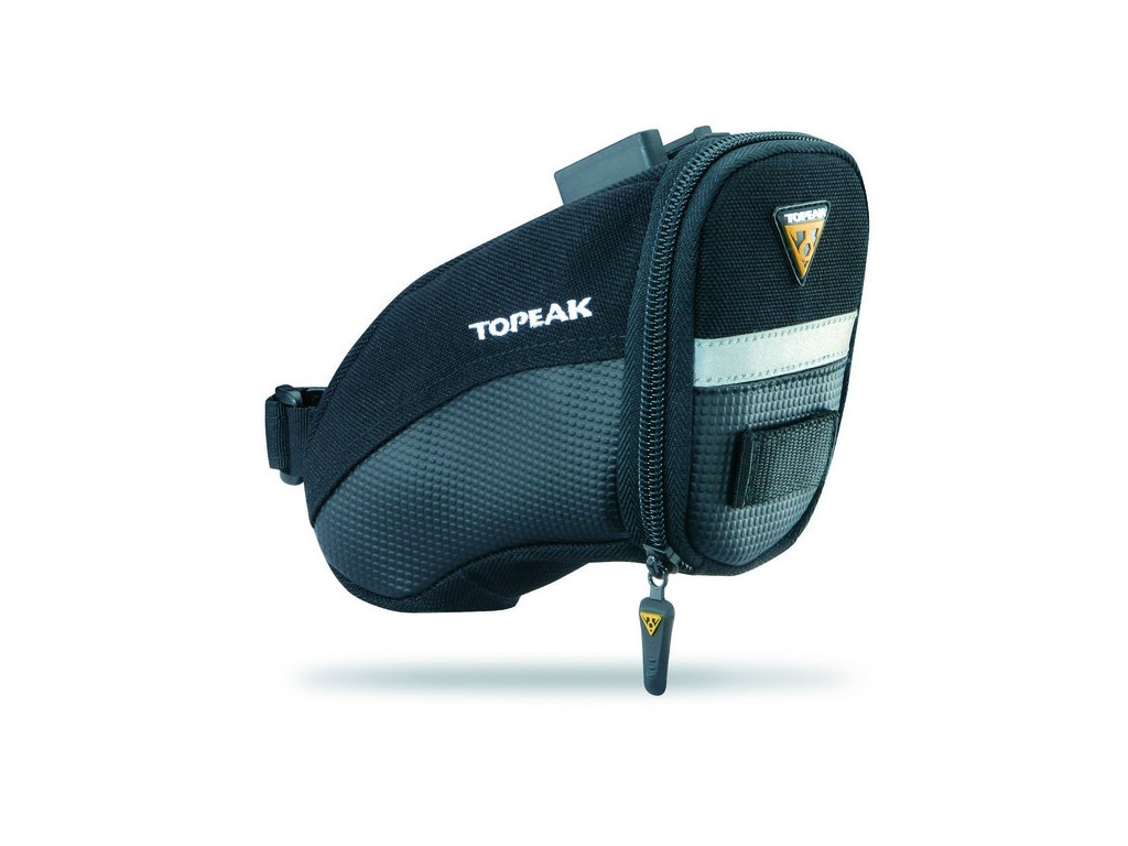 Taška podsedlová Topeak AERO WEDGE PACK, Small + Quick Click