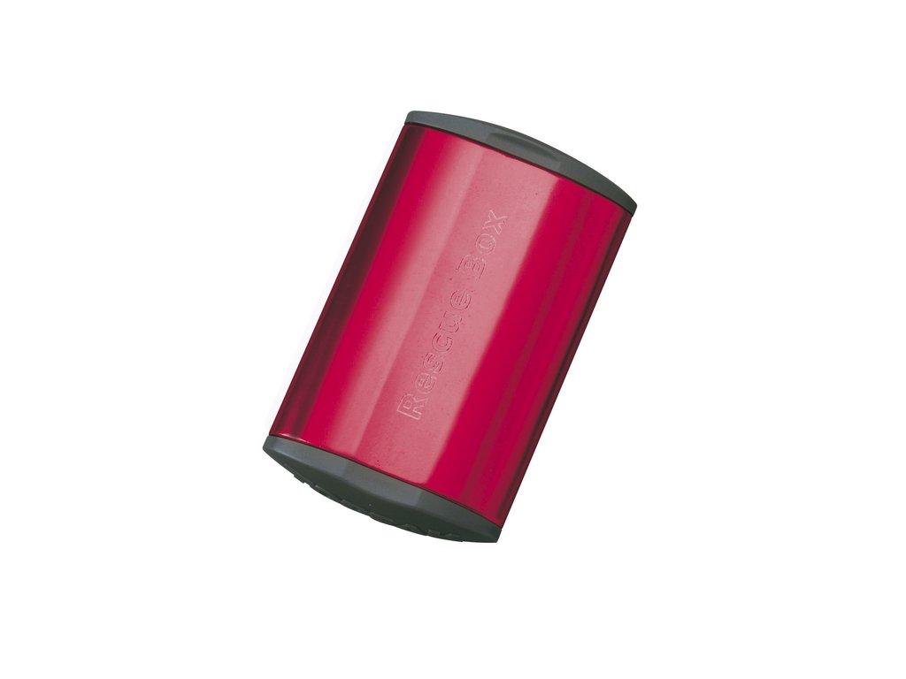 Lepiaca sada Topeak RESCUE BOX červená