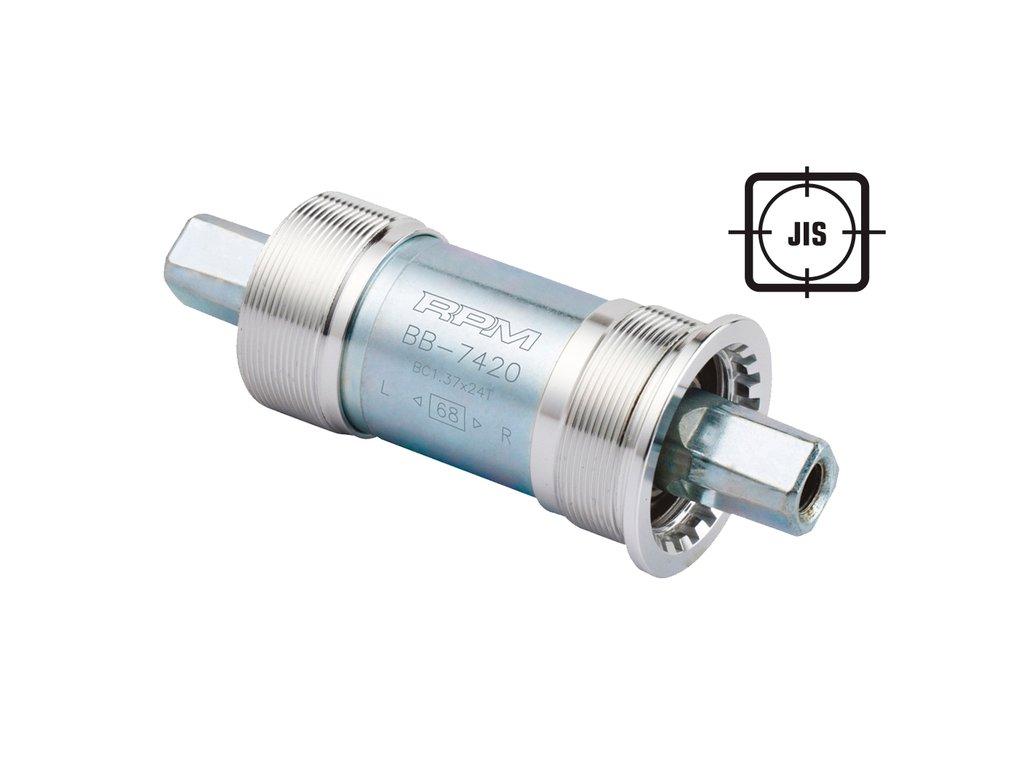 Stredová oska FSA RPM BB-7420ST JIS, 68x122.5mm
