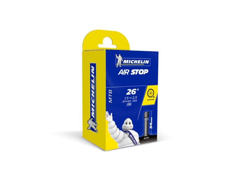 Duša Michelin Airstop 26 x 1,50-2,50 AV35 (nebalené)