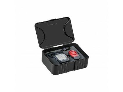 LEZYNE Cyklocomputer Macro PLUS GPS SMART LOADED