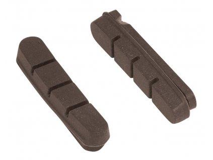 FORCE gumičky bŕzd, cestné náhradné, korkové, 55mm