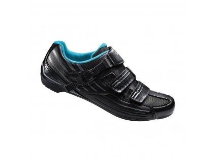 Tretry SHRP300 dámske čierne /Vel:37.0