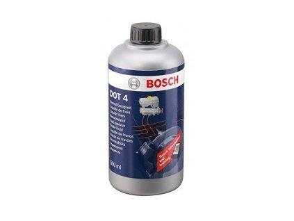 Brzdová kvapalina Bosch - DOT 4, 500 ml