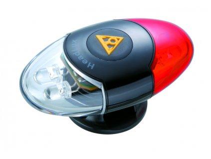 Svetlo kombinované Topeak HEADLUX na prilbu