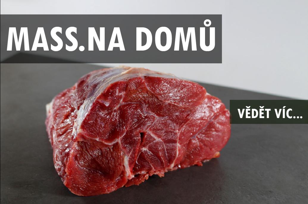 Rozvozy chlazeného masa Liberecký kraj