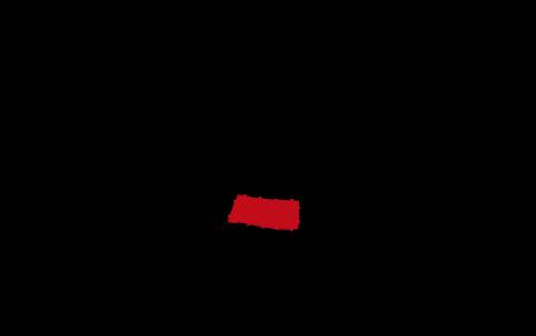 Hovězí žebro hrudí - diagram krávy