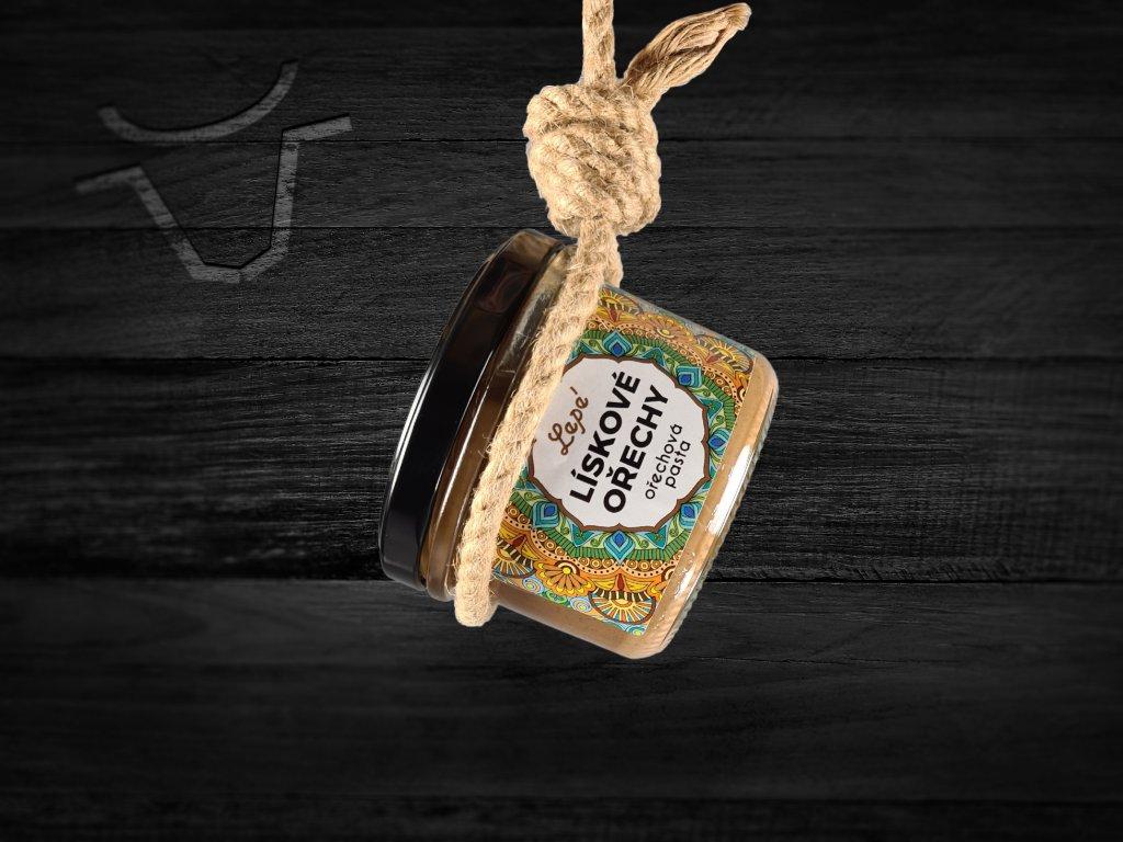 Lepé Lískové ořechy semínková pasta 200g