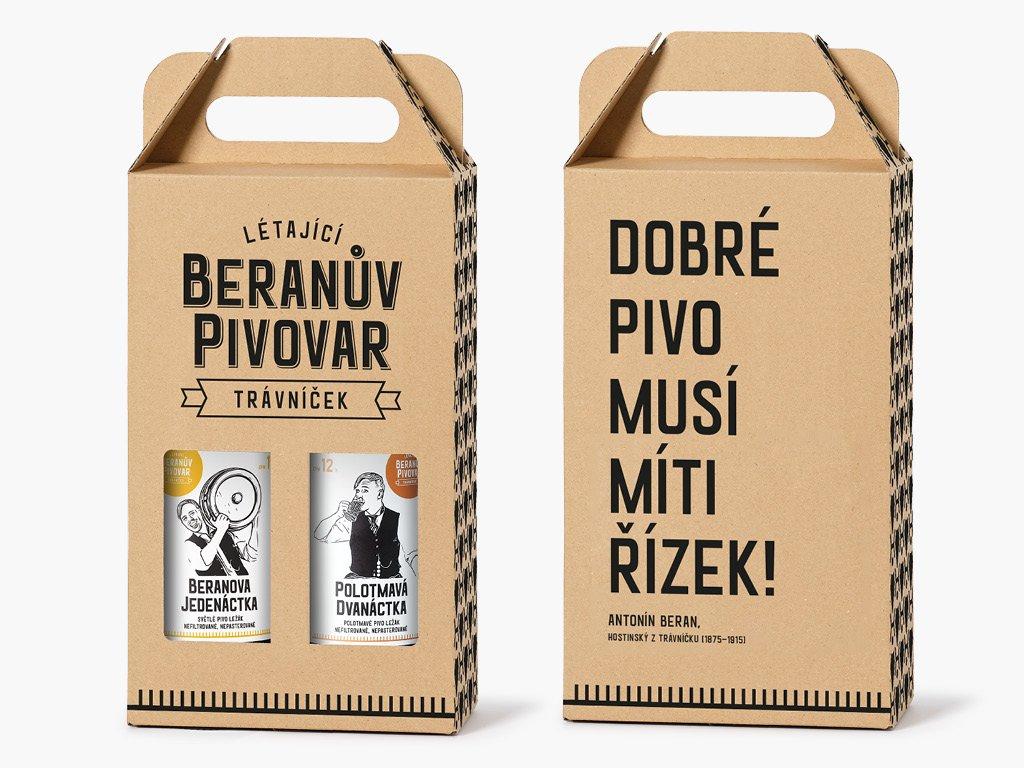 BP krabice