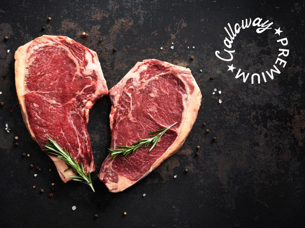 maso galloway rib eye steak