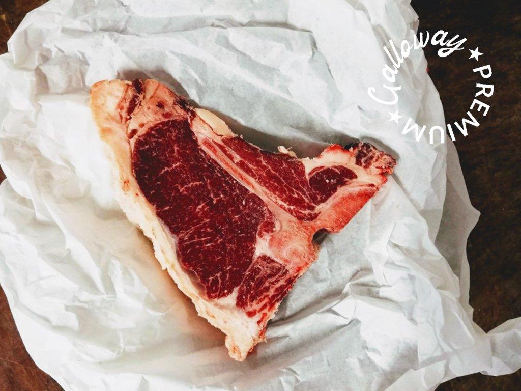 maso galloway t bone steak