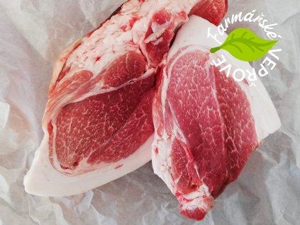 veprove maso farmarske plec bez kosti