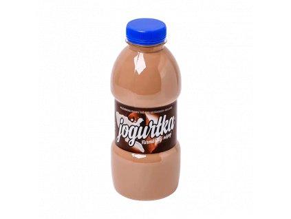 jogurtka cokolada