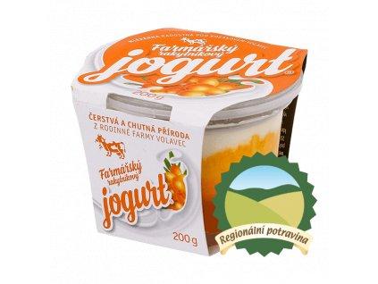 jogurt rakytnik