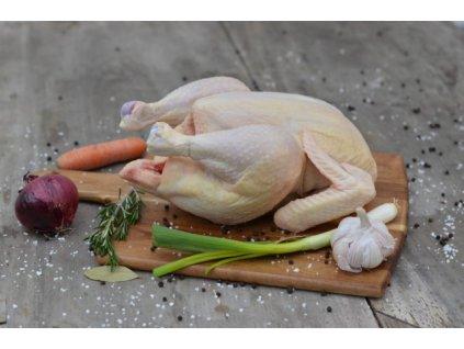 louzenské kuře celé